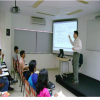 MET Institute of Management-class room