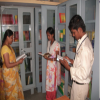 Government First Grade College- Bangalore-Library