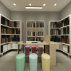 ST Pauls Institute of Communication Education-Library
