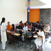 Pooja Bhagawat Memorial Mahajana Post Graduate Centre-Class room