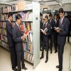 Amrutavahini Institute of Management and Business Administration-Library