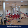 Miracle Educational Society Group of Institutions-Gym