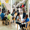 Indian School of Business and Computing (ISBC)-Cafe