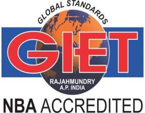 Godavari Institute of Engineering & Technology (GIET)