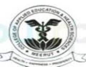 College of Applied Education & Health Sciences