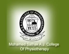 Mohamed Sathak AJ College of Physiotheraphy
