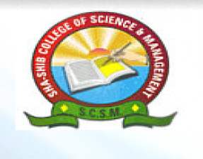 Shashib College of Science & Management
