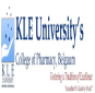 KLE Society's College of Pharmacy Logo