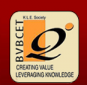 KLE Society's BV Bhoomaraddi College of Engineering & Technology logo