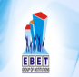 EBET Group of Institutions Logo