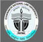 Chanakya National Law University logo