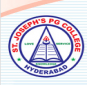 St Joseph's Degree and PG College logo