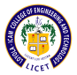 Loyola-ICAM College of Engineering and Technology (LICET) Logo