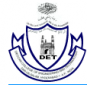 Deccan College of Engineering & Technology Logo