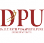 Padmashree Dr D Y Patil Medical College (DYPMC) Logo