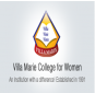 Villa Marie PG College for Women Logo