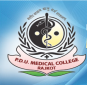Pandit Deendayal Upadhyay Medical College logo