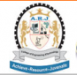 ARJ College of Engineering & Technology Logo