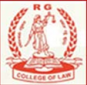 KE Society Rajiv Gandhi College of Law logo