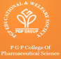PGP College of Pharmaceutical & Research Institute Logo