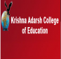 Adarsh Krishna College of Education Logo