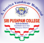 AVVM Sri Pushpam College Logo