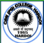Cane Societies Nehru Degree College - Hardoi logo