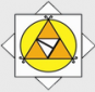Radhikatai Pandav Institute of Architecture Logo