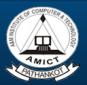 A & M Institute of Computer & Technology - Mamoon Logo