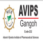 Adarsh Vijendra Institute of Pharmaceutical Sciences (AVIPS) Logo