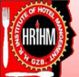HR Institute of Hotel Management (HRIHM)