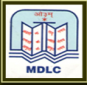 Maharshi Dayanand Law College Logo