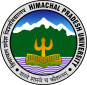 Department of Computer Science - Himachal Pradesh University Logo
