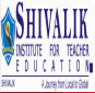 Shivalik Institute for Teacher Education Logo