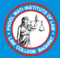 Phoolwati Institute of Law Education & Technology Logo