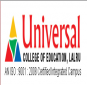 Universal College of Education