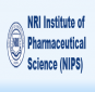 NRI Institute of Pharmaceutical Sciences (NIPS) Logo