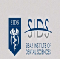 SIBAR Institute of Dental Sciences logo