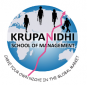 Krupanidhi School of Management (KSM) Logo