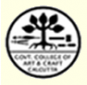 Government College of Art & Craft Logo