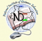 National Institute of Distance Education logo