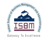 Indian School of Business Management & Administration (ISBM) Logo