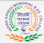 Indira Gandhi Memorial Bed College Logo