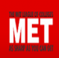MET College of Pharmacy Logo