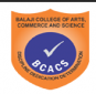 Sri Balaji Societys Balaji College of Arts Commerce and Science