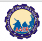 Asian Academy of Education and Research Logo