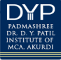 Padmashree Dr DY Patil Institute of Master of Computer Applications logo