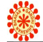 Smt Surajba College of Education Logo