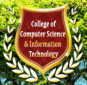 College of Computer Science and Information Technology Logo