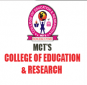 MCT'S College of Education & Research